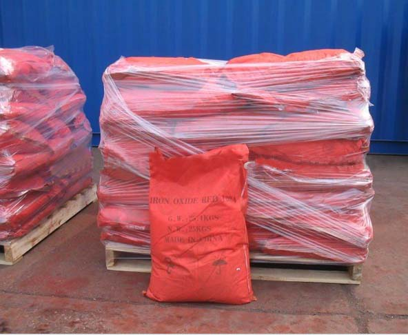 Iron Oxide Red/Yellow supplier