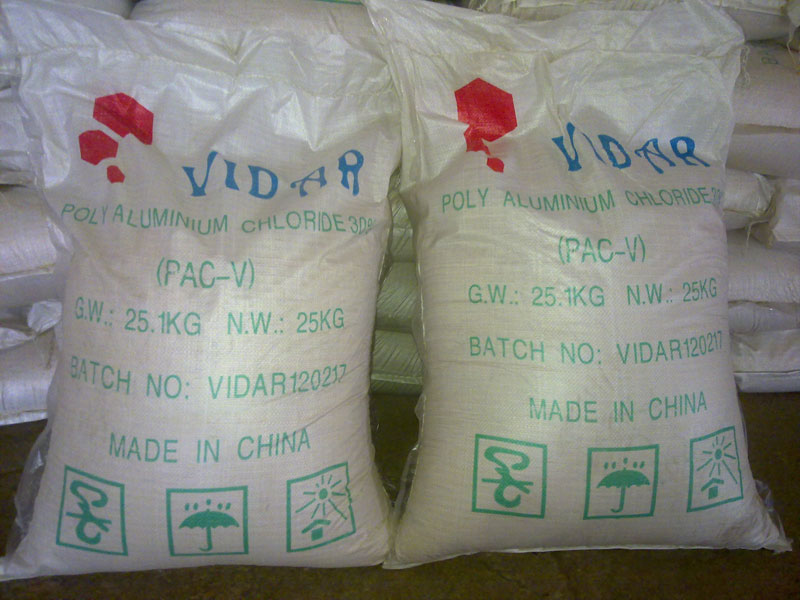 Poly Aluminium Chloride Pac Pac Polyaluminum Chloride Pac 30
